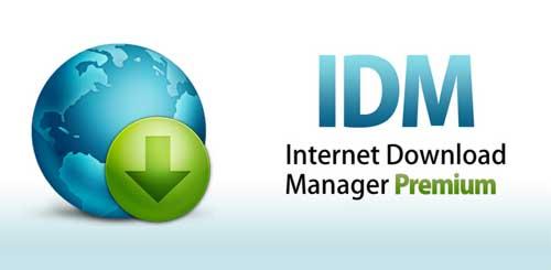 دانلود نرم افزار اینترنت دانلود منیجر اندروید Internet Download Manager IDM 6 6