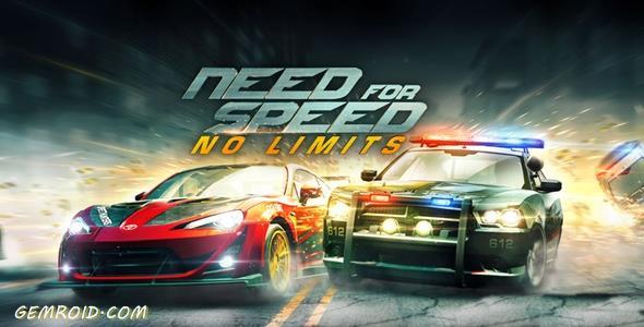 دانلود بازی نیدفوراسپید نو لیمیت برای اندروید Need for Speed™ No Limits 2.4.2