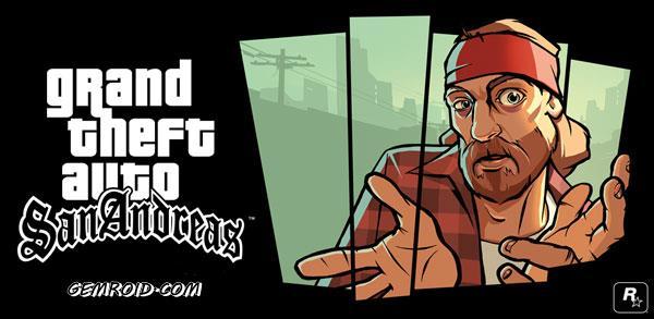 بازی جی تی ای v اندروید + مود GTA: San Andreas