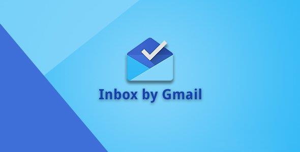 برنامه اینباکس جی میل برای اندروید Inbox by Gmail