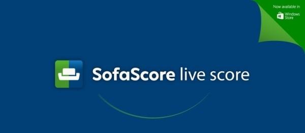 برنامه نمایش نتایج زنده فوتبال و تنیس اندروید SofaScore Live Score