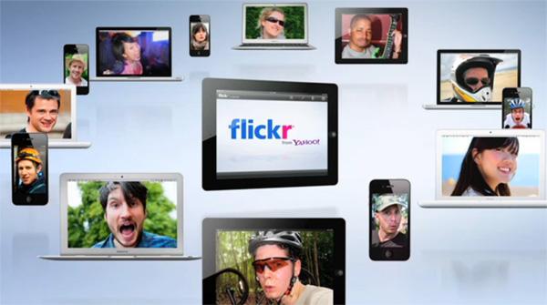 برنامه رسمی فلیکر برای اندروید Flickr