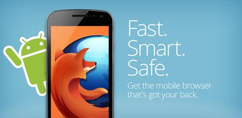 برنامه مرورگر موزیلا فایرفاکس اندروید Firefox Browser for Android Final