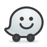 دانلود برنامه ویز نقشه های GPS و ترافیک اندروید Waze Social GPS Maps & Traffic 4.51.0.3