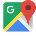 دانلود برنامه گوگل مپ برای اندروید Google Maps 10.23.3