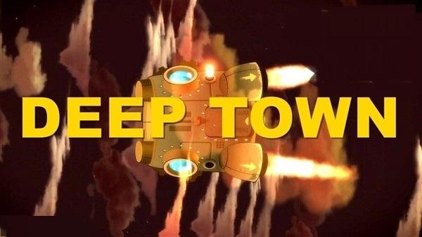 دانلود بازی استراتژیک کارخانه معدن اندروید Deep Town Mining Factory 2.9.4