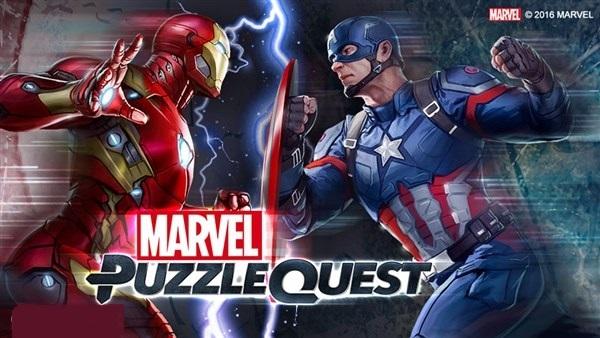 دانلود بازی قهرمانان مارول بدون دیتا Marvel Puzzle Quest 138.418422