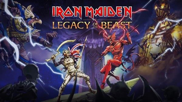 دانلود بازی نقش آفرینی اکشن برای اندروید Iron Maiden: Legacy of the Beast v309136