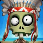 دانلود بازی زامبی مردود اندروید Zombie Castaways 3.5
