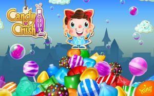 بازی آبنبات سودا اندروید Candy Crush Soda Saga