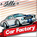 دانلود بازی شبیه ساز کارخانه خودرو سازی اندروید Idle Car Factory 10.8