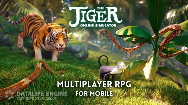 دانلود بازی زیبا و هیجان انگیز و جذاب ببر اندروید The Tiger 1.2.5