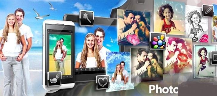 دانلود برنامه افکت گذاری عکس اندروید Photo Studio PRO 2.0.8.4