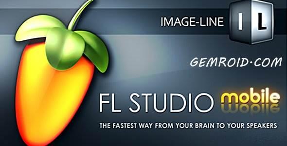 برنامه قدرتمند آهنگسازی برای اندروید FL Studio Mobile