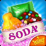 دانلود بازی آبنبات سودا اندروید Candy Crush Soda Saga 1.112.9