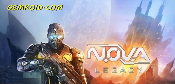 دانلود بازی میراث نوا اندروید N.O.V.A. Legacy 4.1.8
