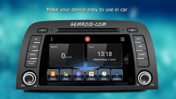 لانچر مخصوص خودرو اندروید Car Launcher Pro