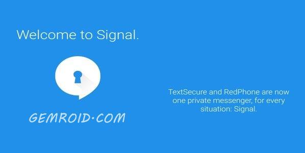 سیگنال مسنجر امن اندروید Signal Private Messenger