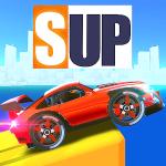 دانلود بازی ماشین سواری مولتی پلیر اندروید SUP Multiplayer Racing 1.7.3