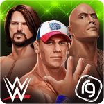 دانلود بازی کشتی کج ۲۰۱۸ اندروید WWE Mayhem 1.17.215