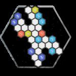 بازی سلول های هگزا اندروید Hexacells