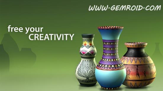 بازی سفالگری اندروید Let's Create! Pottery