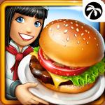 دانلود بازی آشپزی جدید رایگان اندروید Cooking Fever 2.9.0