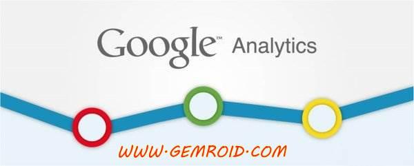 برنامه آنالیزگر گوگل اندروید Google Analytics