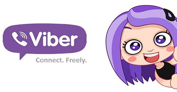 برنامه وایبر : تماس و پیامک رایگان اندروید Viber