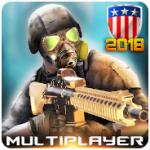 بازی تفنگی چند نفره برای اندروید MazeMilitia: LAN Online Multiplayer Shooting Game