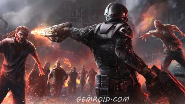 بازی جهنم زامبی های اندروید Zombie Shooter Hell 4 Survival