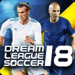 دانلود بازی لیگ فوتبال رویایی اندروید Dream League Soccer 2018 v5.064