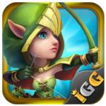 دانلود بازی استراتژیک کستل کلش برای اندروید Castle Clash 1.4.51