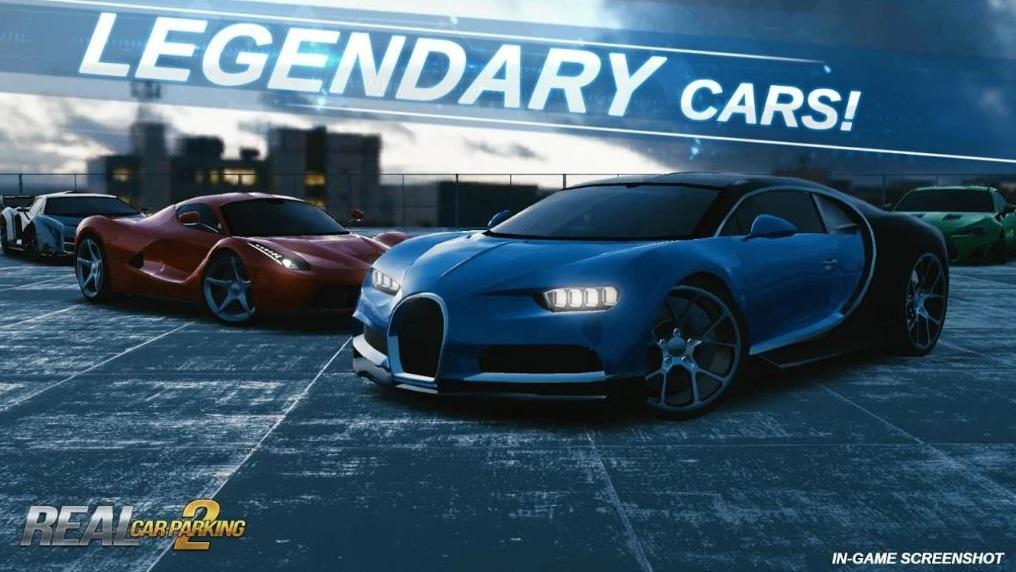 بازی خروج ماشین از پارکینگ برای اندروید Real Car Parking 2