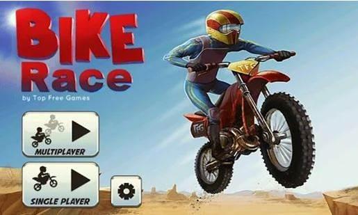 بازی موتورسواری برای اندروید Bike Race Pro by T. F. Games
