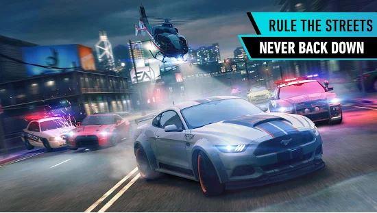 بازی نید فوراسپید نو لیمیت برای اندروید Need for Speed™ No Limits