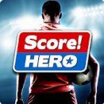 دانلود بازی فوتبال جدید اسکور هیرو اندروید Score! Hero 1.76