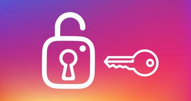 فعال سازی رمز دو مرحله ای اینستاگرام - Two step verification