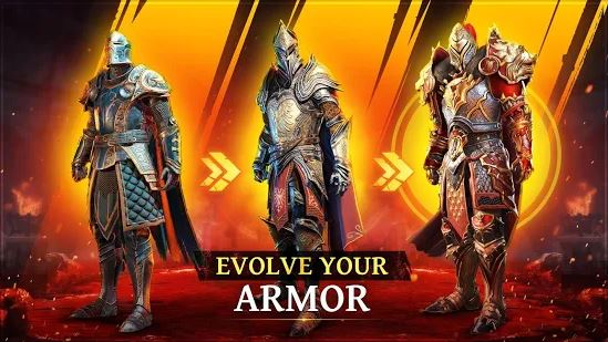 بازی شمشیر آهنی اندروید Iron Blade – Medieval Legends
