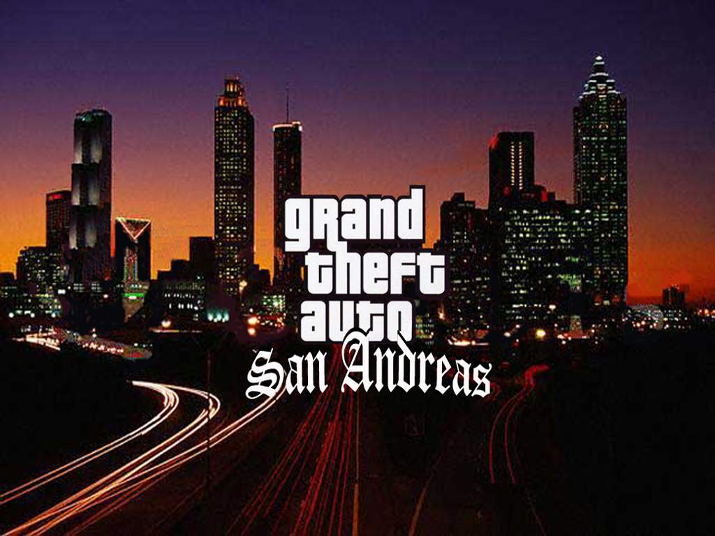 بازی جی تی ای v برای اندروید + مود GTA: San Andreas