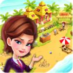 بازی سرمایه دار بزرگ اندروید Resort Tycoon-Hotel Paradise Story