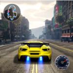 دانلود  بازی مسابقات ماشین های پر سرعت اندروید ۱.۰.۸ Speed Car Racing