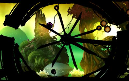 بازی زیبای سرزمین بد اندروید BADLAND