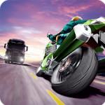 دانلود بازی موتور سواری در ترافیک اندروید Traffic Rider 1.60