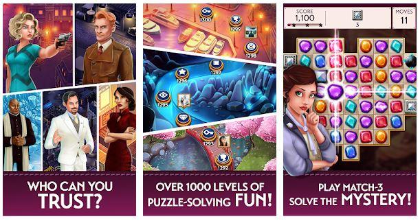 بازی پازلی تطبیق مرموز برای اندروید Mystery Match
